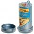 Приманка электронная для рыбы FishMagnet выполнена в виде цилиндра серебристого цвета.  На одном из торцов цилиндра...