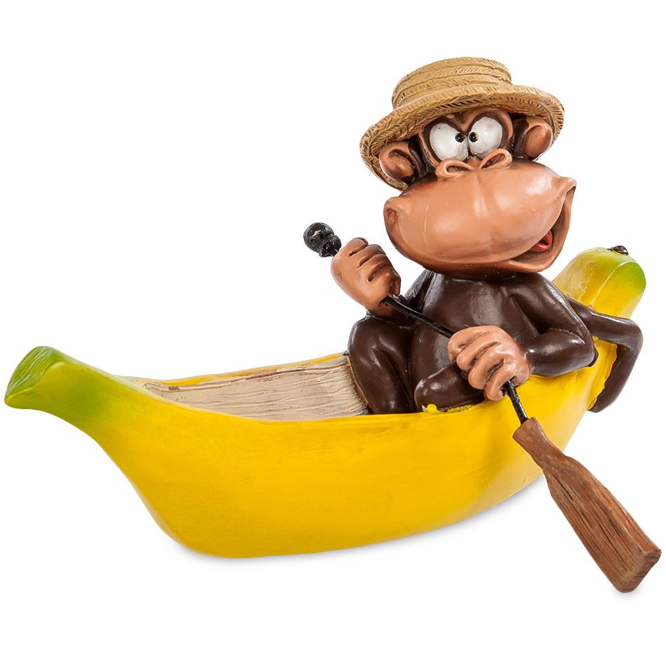 """Подарочная фигурка на год обезьяны """"Моя первая яхта"""" - 1"""