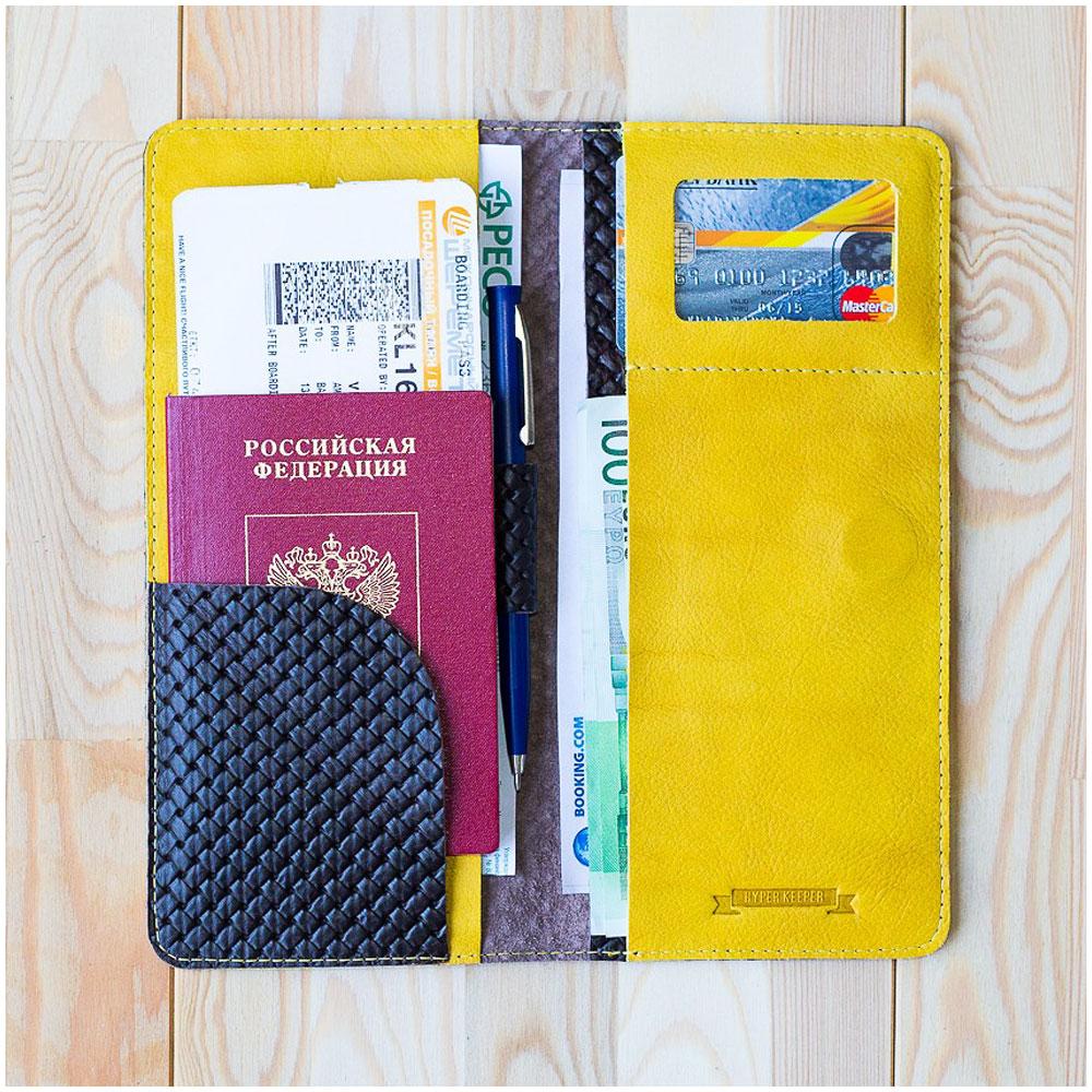 Холдер для документов путешественника - 1